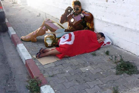 Iron-Man-manif-tunisie