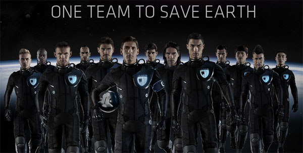 one-team-save-earth-2013