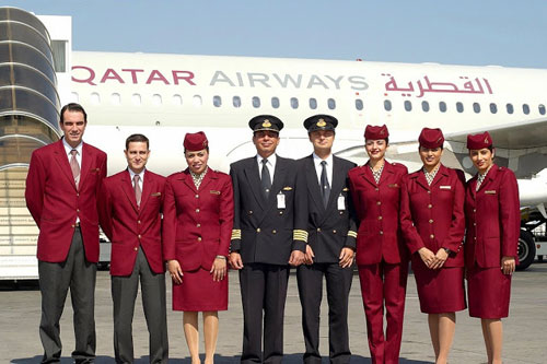 emplois  qatar airways recrute en tunisie