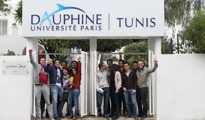 Futurs bacheliers ne ratez pas le campus day lyc ens de l 39 universit paris dauphine tunis - Portes ouvertes paris dauphine ...