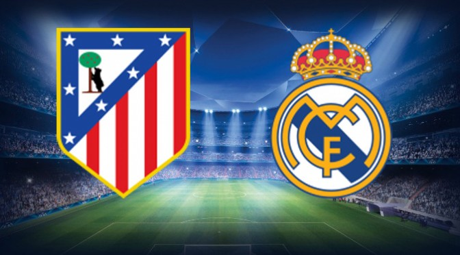 Real Madrid Vs Atletico Madrid: Atletico Madrid Vs Real Madrid: Liens Streaming Pour
