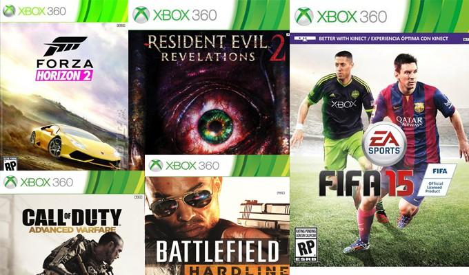 Xbox 360 les 5 jeux les plus populaires en tunisie tekiano tek 39 n 39 kult - La xbox one lit elle les jeux xbox 360 ...