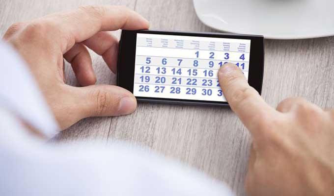Calendrier Scolaire 20202019 A Imprimer.Tunisie Calendrier Des Vacances Scolaires Et Jours Feries