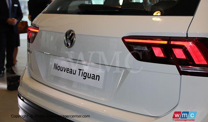 le nouveau tiguan de volkswagen lanc en tunisie par. Black Bedroom Furniture Sets. Home Design Ideas