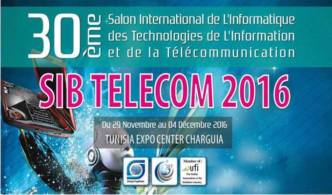 Salon de l 39 informatique sib telecom 2016 30 me dition du 29 novembre au 04 d cembre tekiano - Salon de l informatique paris ...