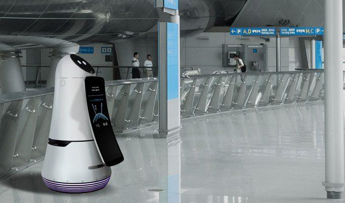 Ces 2017 lg d voilera les premiers robots domestiques dot s d 39 une intel - Les robots domestiques ...