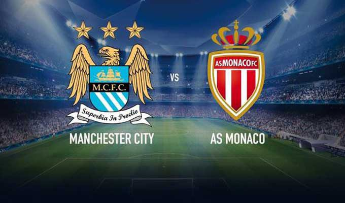 monaco vs manchester city streaming du match des 8 mes de finale de la champion 39 s league. Black Bedroom Furniture Sets. Home Design Ideas
