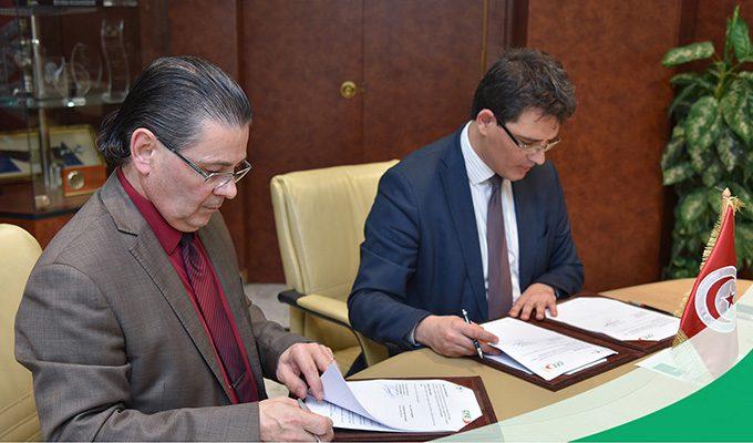 Convention de partenariat entre la poste tunisienne et le centre financier au - Centre financier la poste lyon ...