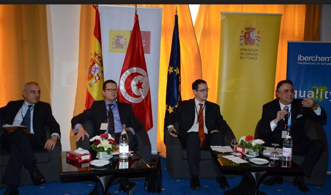 Lancement de la chambre tuniso espagnole du commerce et de for Chambre de commerce tunisienne