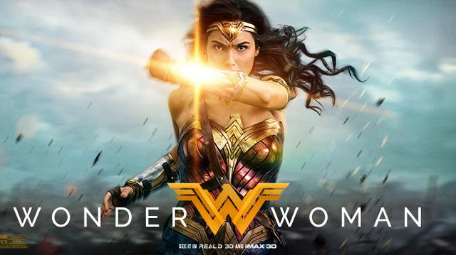 Wonder Woman 2017 Movie Wallpapers: Le Film Wonder Woman Projeté En Tunisie Dès Le 07 Juin (B