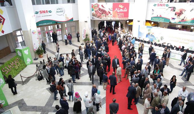Le siamap 2017 ouvre ses portes vir e en photos dans le salon de l 39 agriculture tunisien - Parking salon agriculture ...