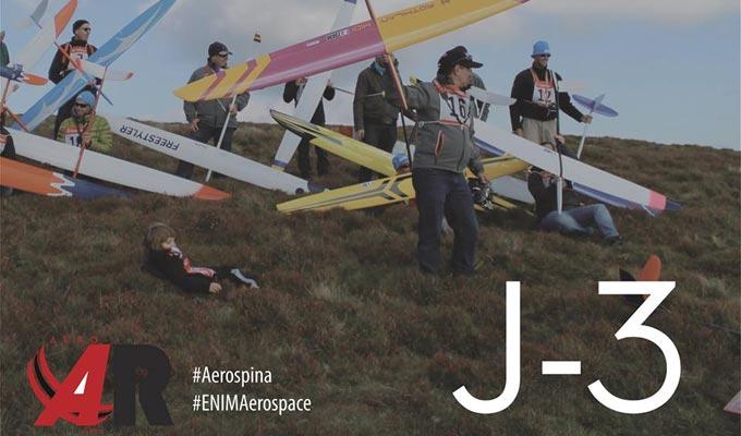 2ème édition d'Aerospina, le samedi 24 février à l'ENIM Monastir Aerospina-monastir-2018
