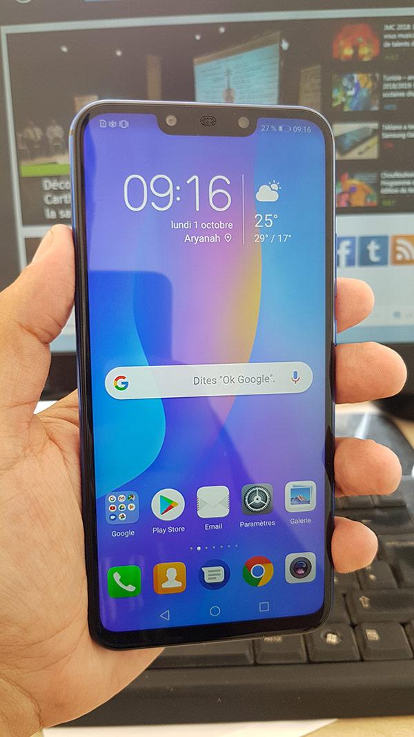 Tekiano Teste Le Huawei Nova 3i Le Milieu De Gamme Le Plus
