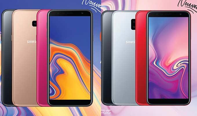 Les Samsung Galaxy J6 Et J4 Debarquent En Tunisie Tekiano